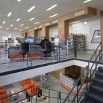 Interior Biblioteca Calatrava